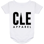 CLE Apparel Baby 24 Month Onesie