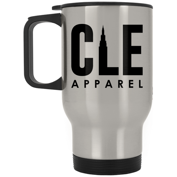 CLE Apparel Stainless Travel Mug