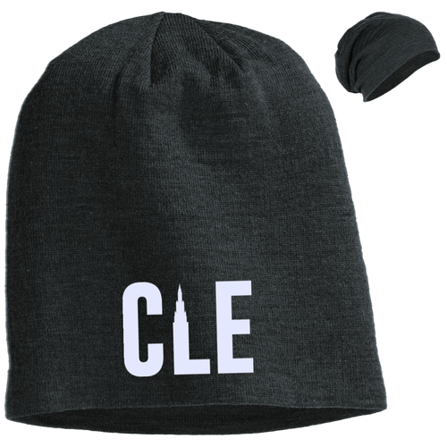 CLE Slouch Beanie