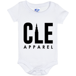 CLE Apparel Baby 6 Month Onesie