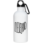 Ohio Cleveland Stainless Water Bottle