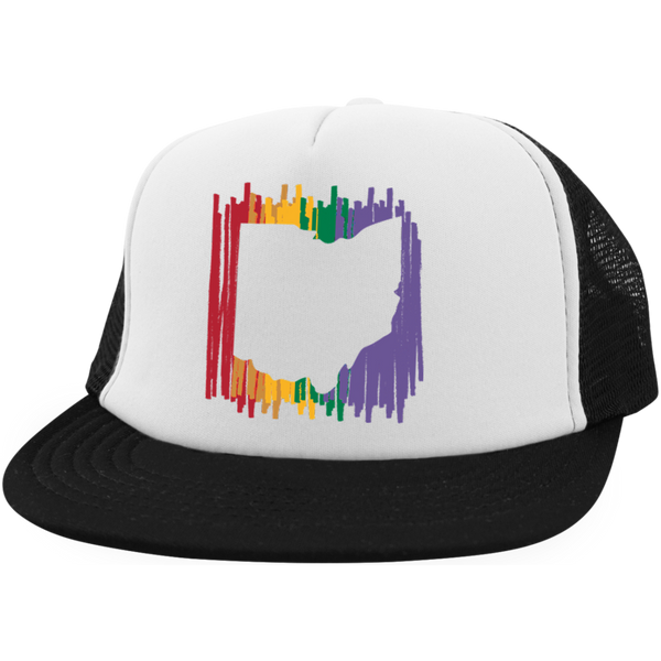 Ohio Pride Trucker Hat
