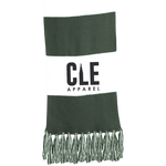 CLE Apparel Fringed Scarf