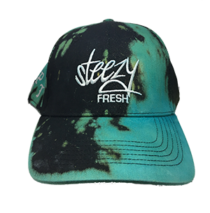 """Steezy x LPT"" Teal Dad Hat"