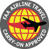 FAA Airline Travel Carry-On Approved
