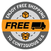 Free Shipping Within the Contiguous United States