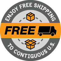 Free Shipping in the Contiguous United States