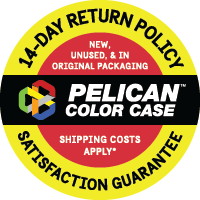 Pelican Color Case 14-Day Return Policy