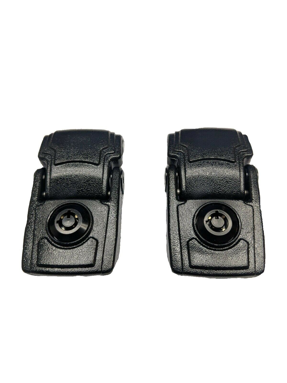 2 Black replacement latches for 1470 & 1490 cases. (with keys). - Pelican Color Case
