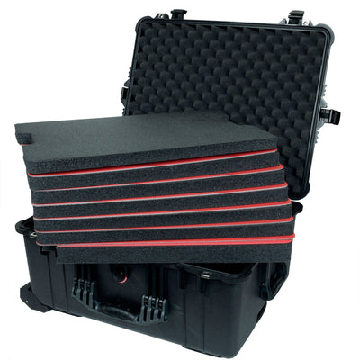 Pelican 1610 Case, Black