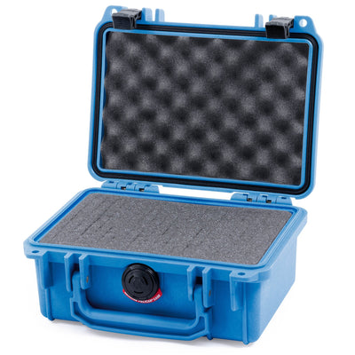 Pelican 1120 Case, Blue with Black Latches - Pelican Color Case