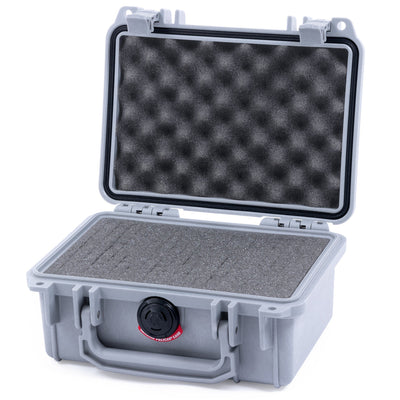 Pelican 1120 Case, Silver - Pelican Color Case