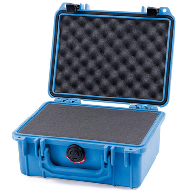 Pelican 1150 Case, Blue with Black Latches - Pelican Color Case