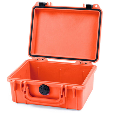 Pelican 1150 Case, Orange with Black Latches - Pelican Color Case