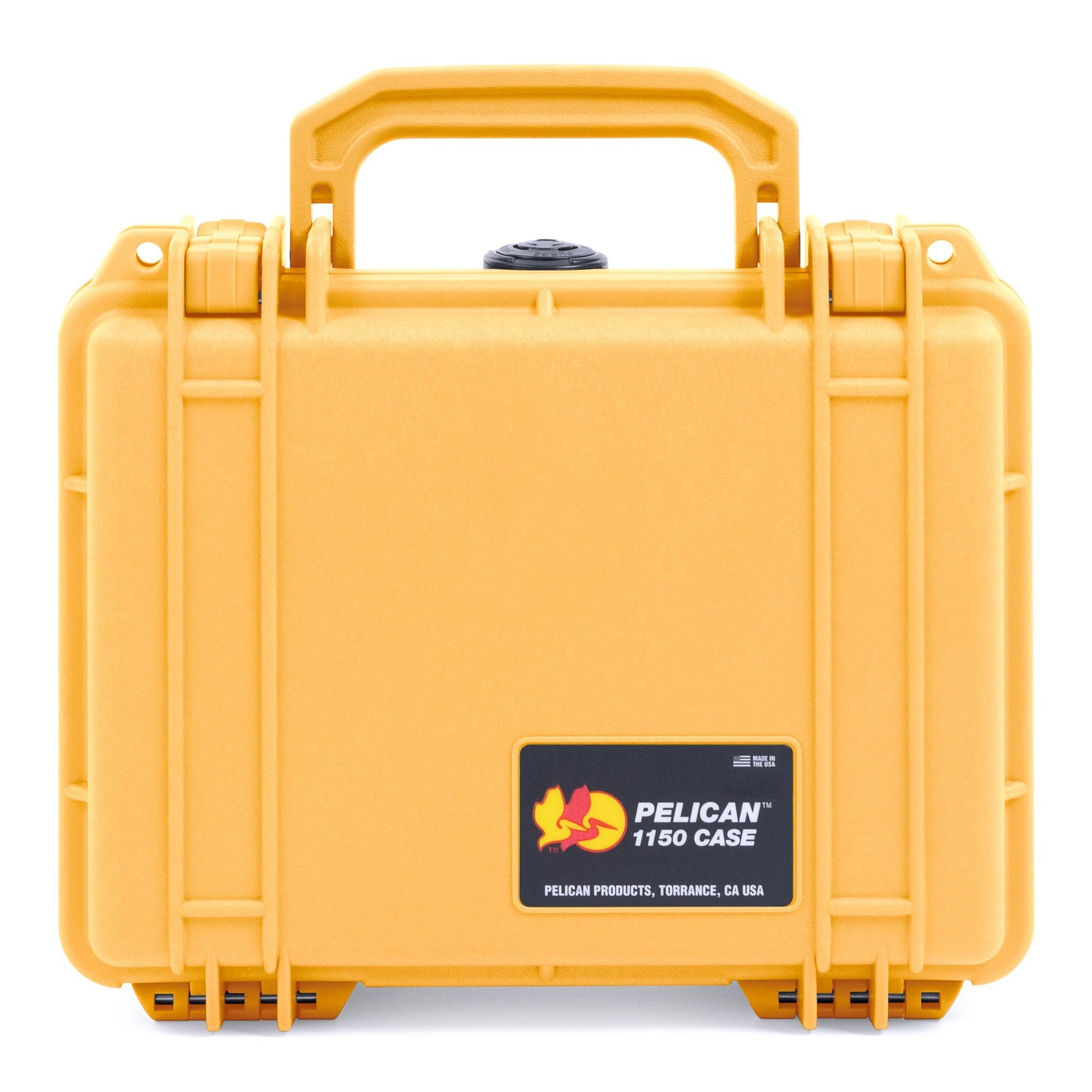 Pelican 1150 Case, Yellow - Pelican Color Case