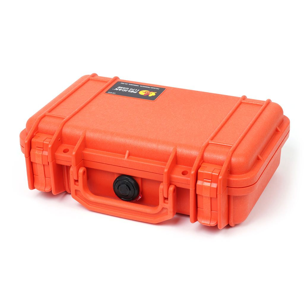Pelican 1170 Case, Orange - Pelican Color Case