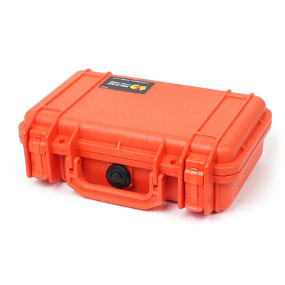 Pelican 1170 Protector Case, Orange, Customizable Accessory Bundles - Pelican Color Case