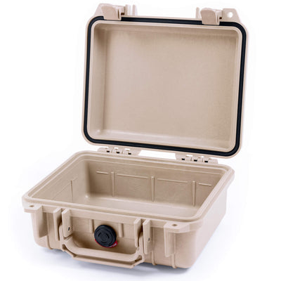 Pelican 1200 Case, Desert Tan - Pelican Color Case