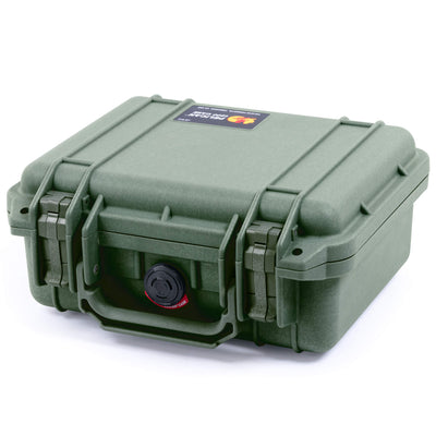 Pelican 1200 Case, OD Green - Pelican Color Case