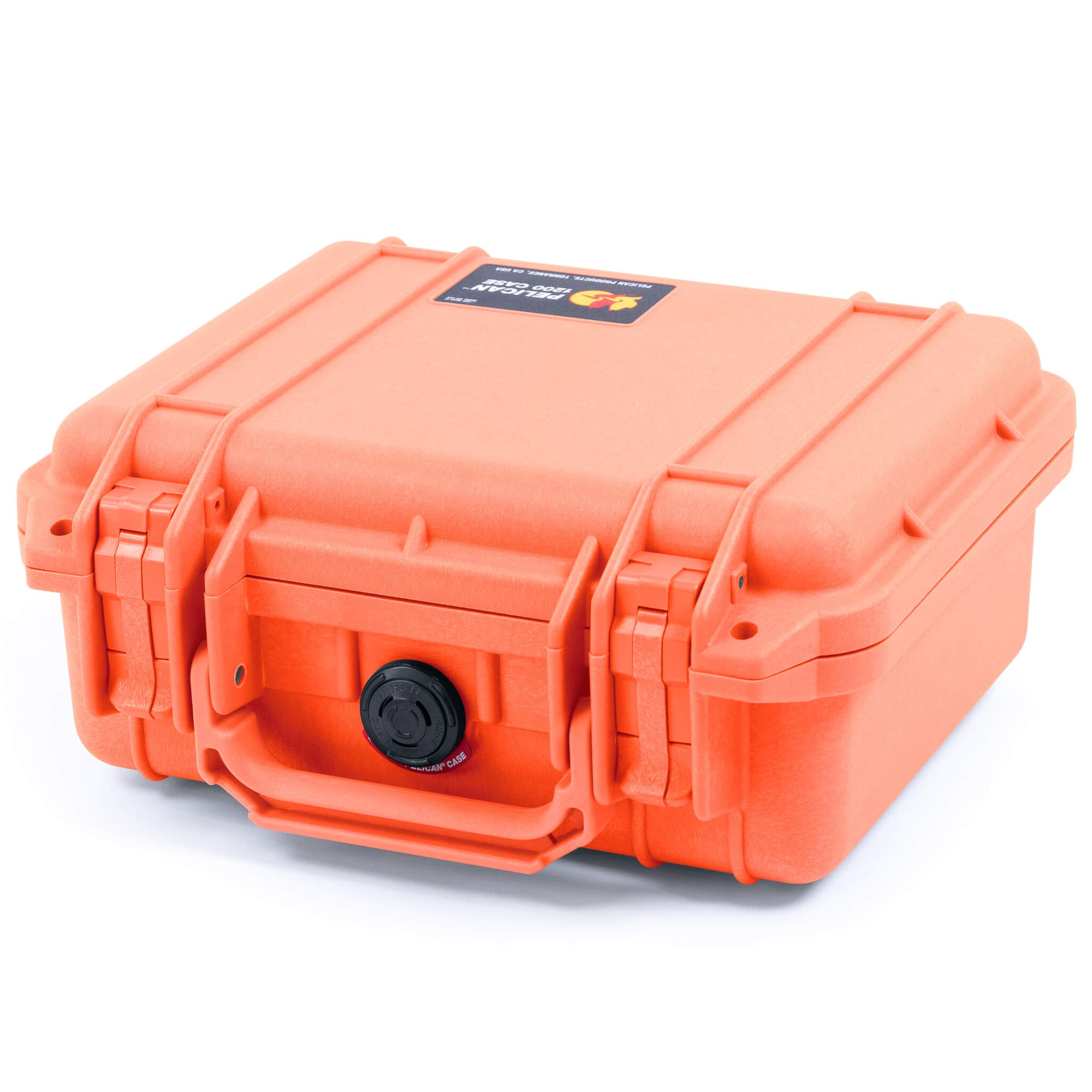 Pelican 1200 Case, Orange - Pelican Color Case