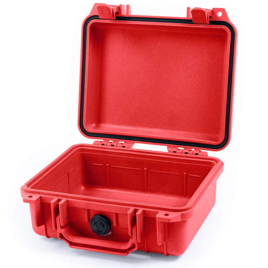 Pelican 1200 Case, Red