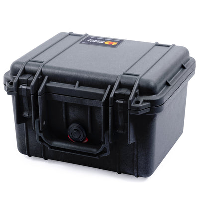 Pelican 1300 Case, Black - Pelican Color Case