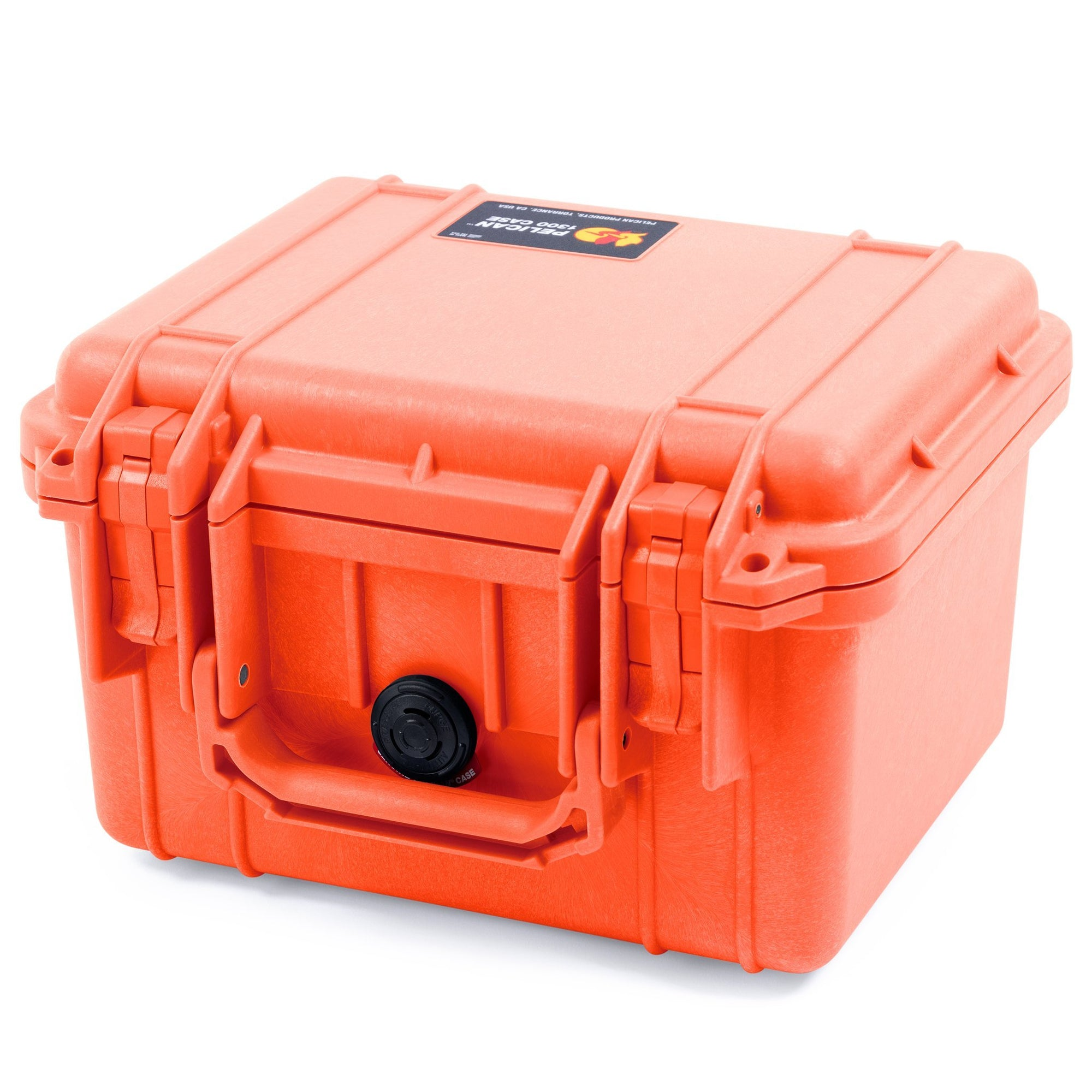 Pelican 1300 Case, Orange - Pelican Color Case