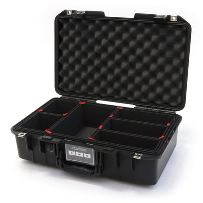 Pelican 1485 Air Case, Black, Customizable Accessory Bundles - Pelican Color Case