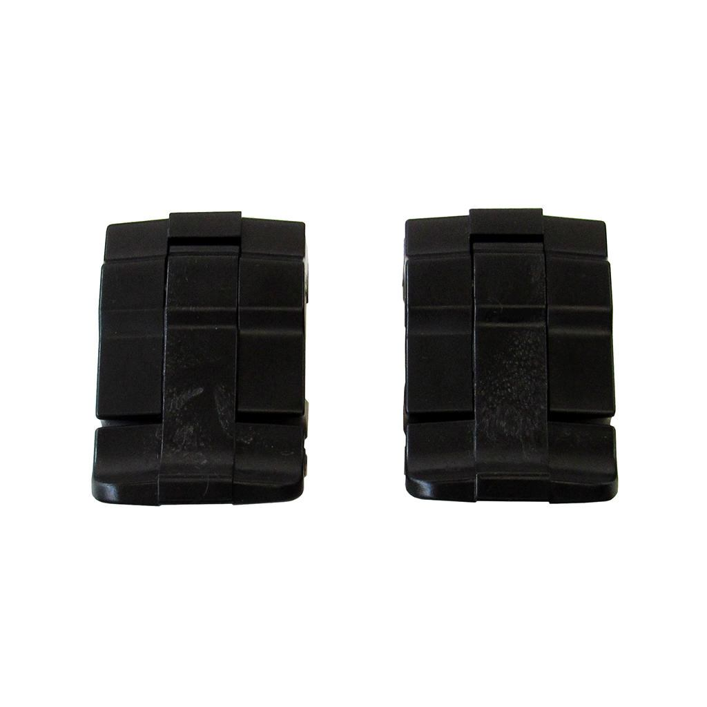 Black Replacement Latches for Pelican 1485, Two Black Latches - Pelican Color Case