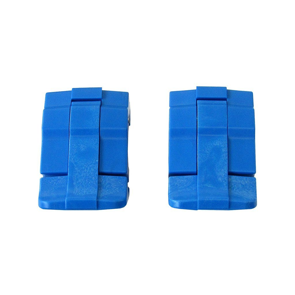 Blue Replacement Latches for Pelican 1485, Two Blue Latches - Pelican Color Case