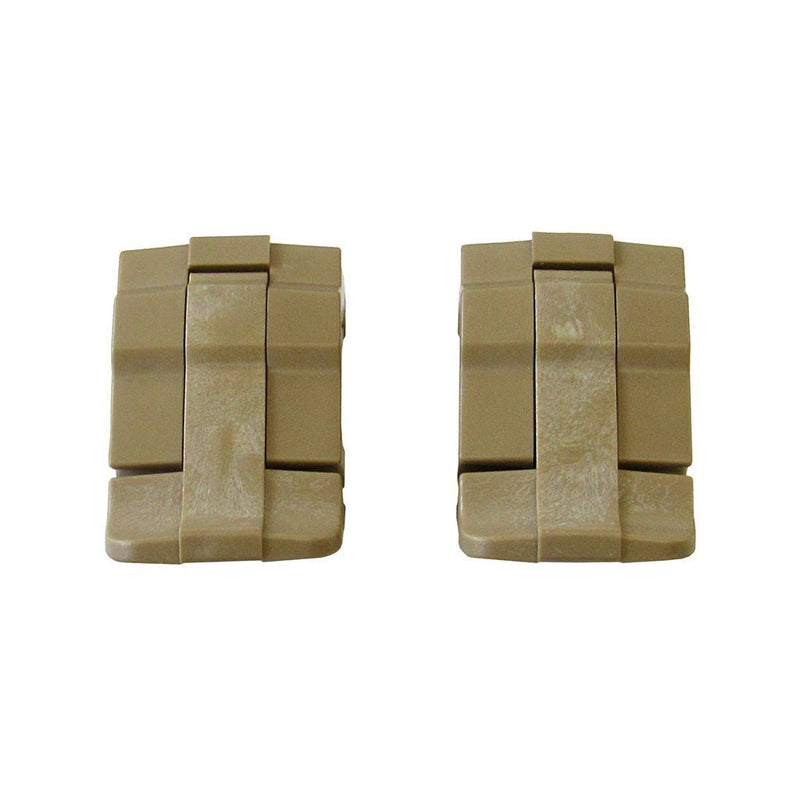 Desert Tan Replacement Latches for Pelican 1485, Two Desert Tan Latches - Pelican Color Case