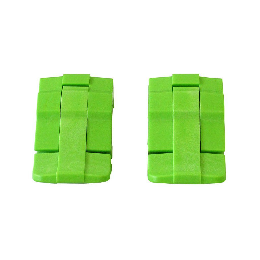 Lime Green Replacement Latches for Pelican 1485, Two Lime Green Latches - Pelican Color Case