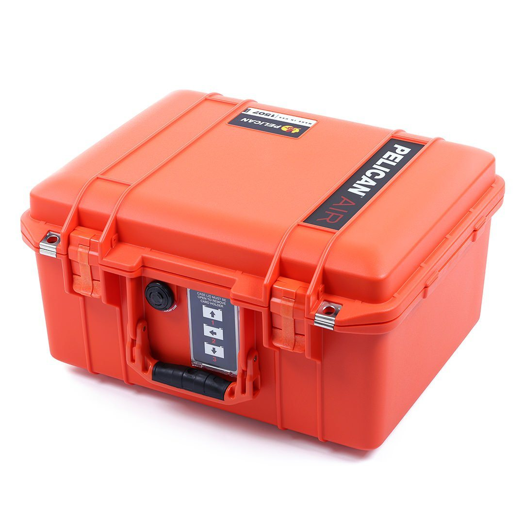 Pelican 1507 Air Case, Orange - Pelican Color Case