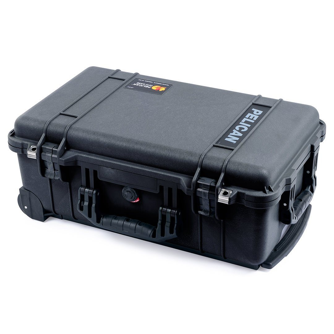 Pelican 1510 Case, Black - Pelican Color Case