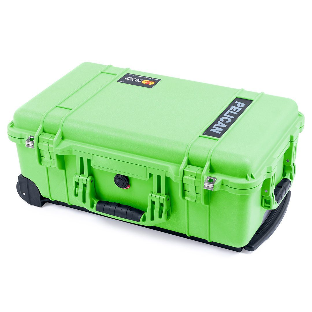 Pelican 1510 Case, Lime Green - Pelican Color Case