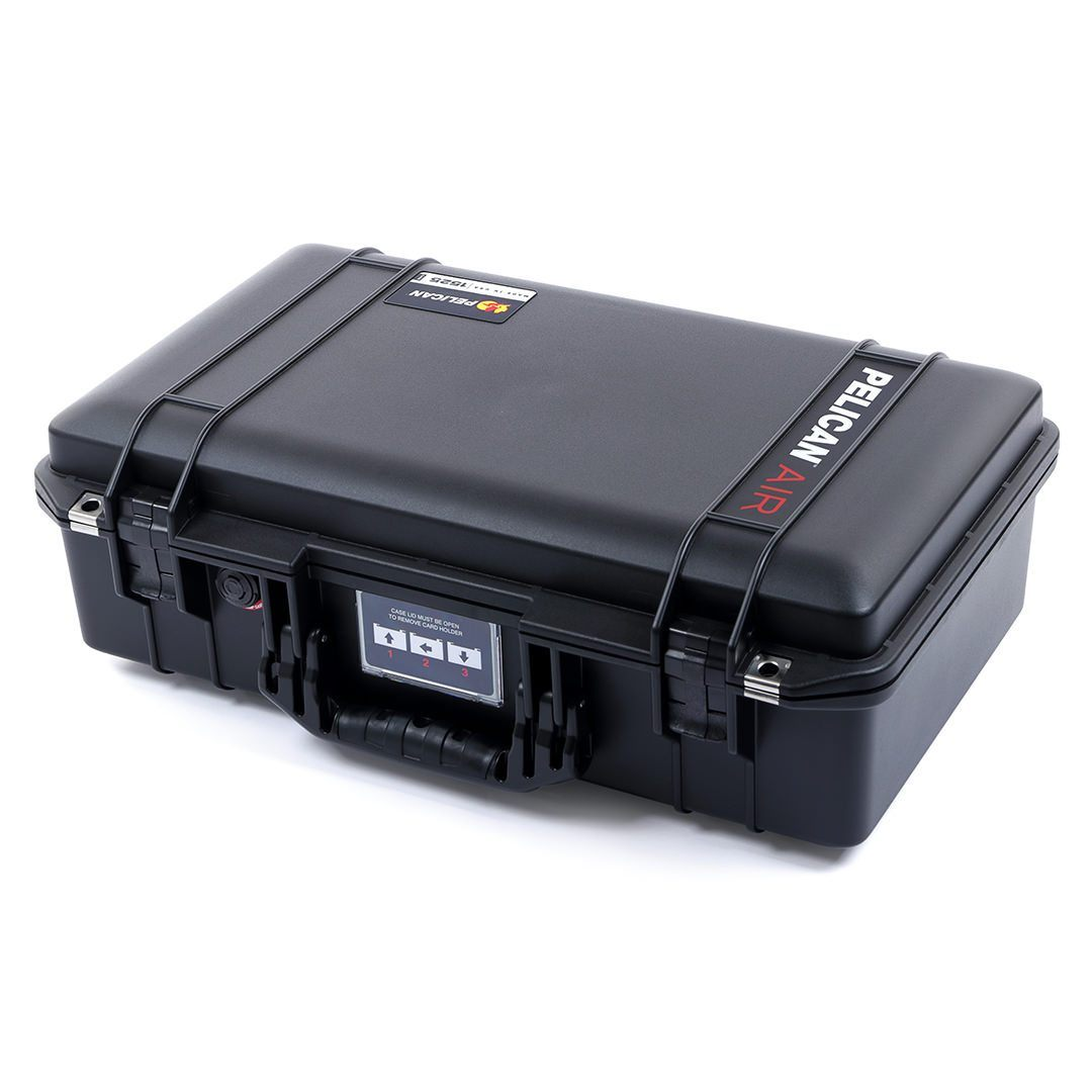 Pelican 1525 Air Case, Black - Pelican Color Case