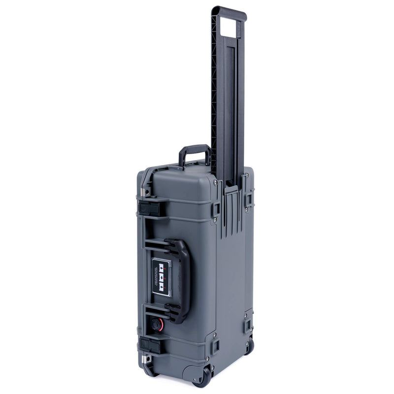 Pelican 1535 Air Case, Charcoal with Black Handles & Latches