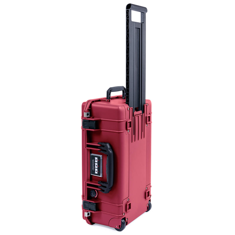 Pelican 1535 Air Case, Oxblood with Black Handles & Latches - Pelican Color Case