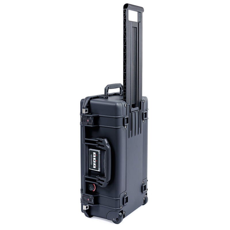 Pelican 1535TRVL Air Travel Case with Locking TSA Latches, Black - Pelican Color Case