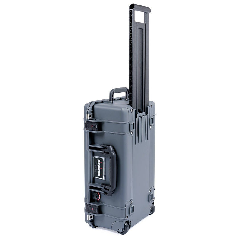 Pelican 1535TRVL Air Travel Case with Locking TSA Latches, Charcoal