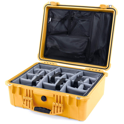 Pelican 1550 Case, Yellow