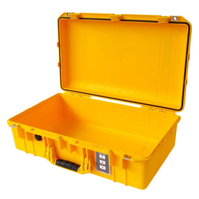 Pelican 1555 Air Case, Yellow, Customizable Accessory Bundles - Pelican Color Case