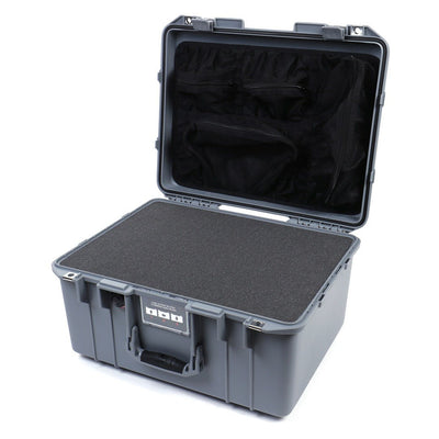 Pelican 1557 Air Case, Silver - Pelican Color Case