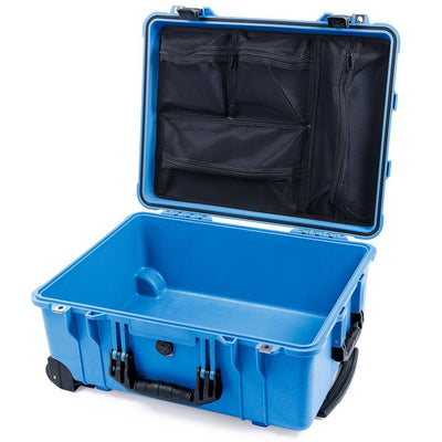 Pelican 1560 Case, Blue with Black Handles & Latches
