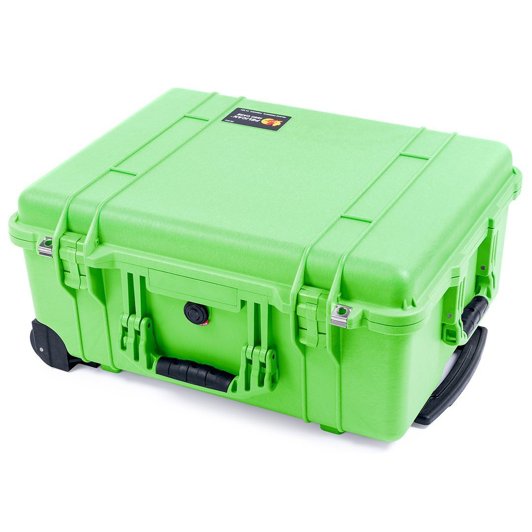 Pelican 1560 Case, Lime Green