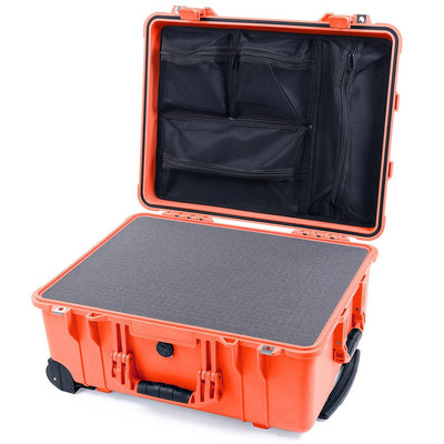 Pelican 1560 Case, Orange - Pelican Color Case