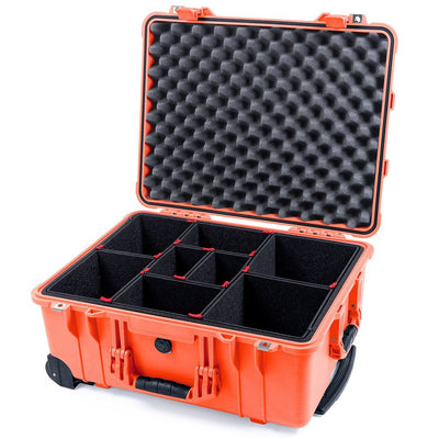 Pelican 1560 Case, Orange