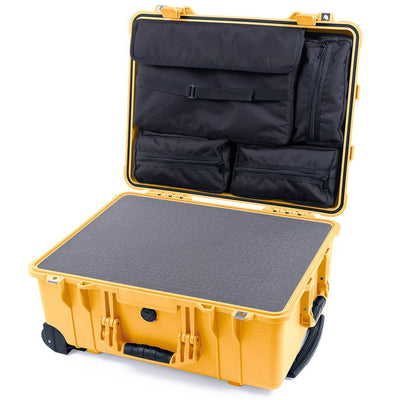 Pelican 1560 Case, Yellow