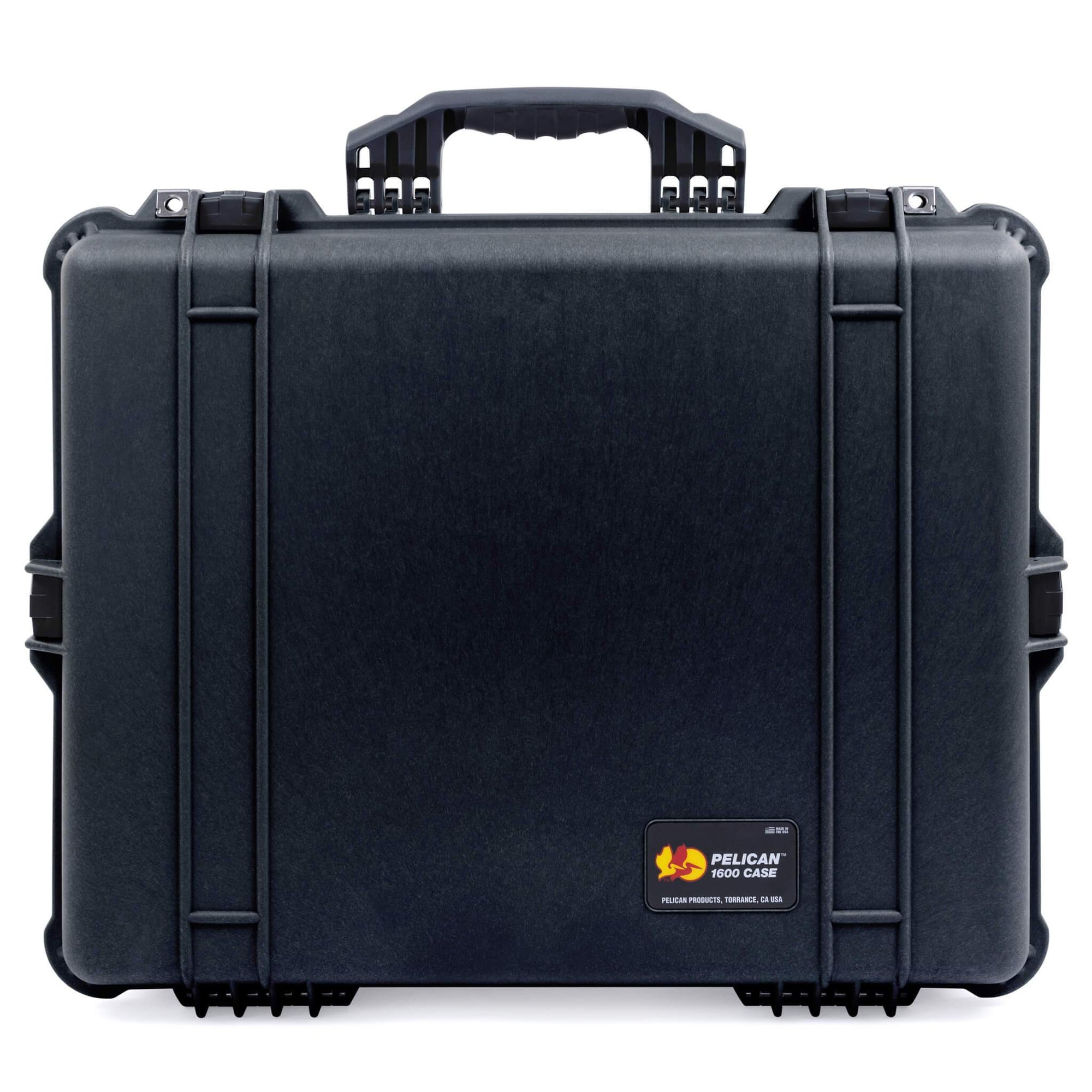Pelican 1600 Case, Black