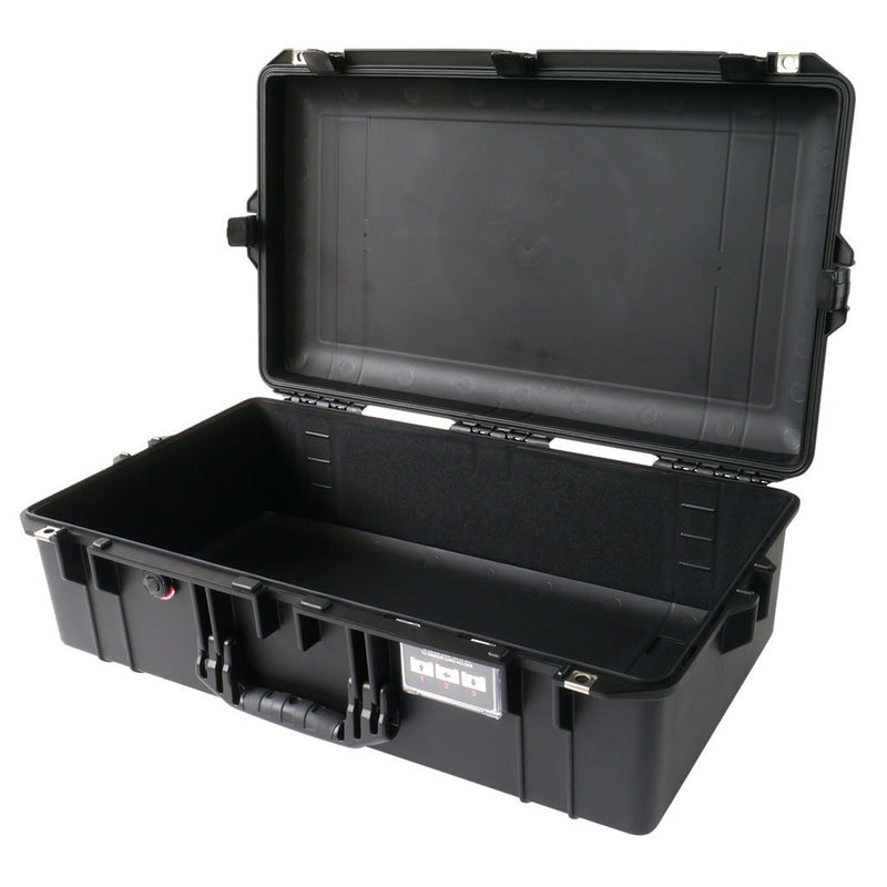 Pelican 1605 Air Case, Black - Pelican Color Case